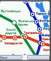 Metro Navigator Kiev | All