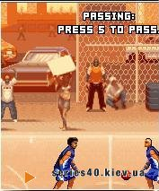 AND1 Street Basketball | 240*320