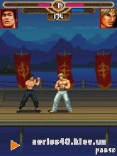 Bruce Lee Iron Fist   240*320