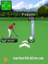 3D Golf Pro Contest 2   240*320