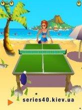 3D Beach Pingpong   240*320