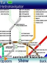 Metro Navigator Moscow | All