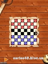 Pirates Checkers | 240*320