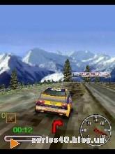 Snow Rally Canada 3D (2007) | 240*320