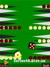 Bluegammon | 240*320