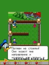 Donald Duck's: Quest Deluxe (Русская версия) | 240*320