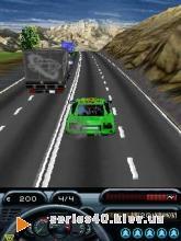3D Autobahn Raser World Challenge | 240*320