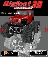 3D Bigfoot Racing | 240*320