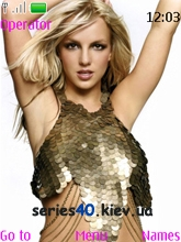 Britney Spears by RAMM | 240*320