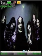 Cradle Of Filth by _DK_SAN_ | 240*320