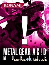 Metal Gear Acid | 240*320
