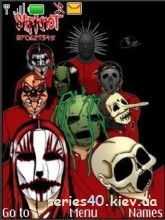 Slipknot by VOVAN_234 | 240*320