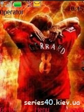 Gerrard by VOVAN_234 | 240*320