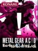 Metal Gear Acid: Mobile | 128*160