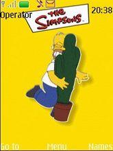 Simpsons by Масяня | 240*320