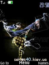 Break Dance by VOVAN_234 | 240*320