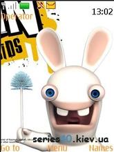 Rayman-Raving Rabbits by Vice Wolf | 240*320