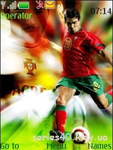C.Ronaldo & Deco by Vice Wolf | 240*320