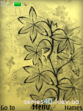 Flowers by VOVAN_234   240*320