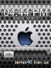 Apple clock   240*320