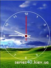 XP часы   240*320