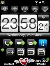 Iphone Clock | 240*320