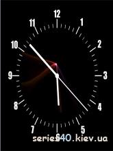 SpaceNeon Clock | 240*320