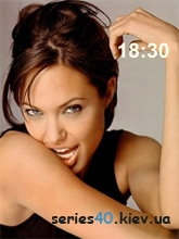 Jolie Clock | 240*320