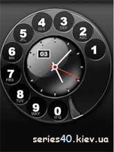 Telephone Clock   240*320