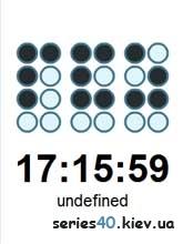 Binary Clock   240*320