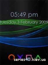PS3 Clock   240*320