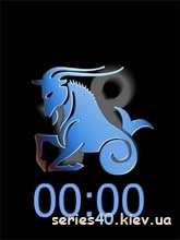 Goroscop Clock   240*320