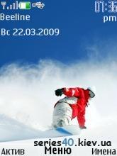Snow by aptem1993 | 240*320