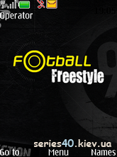 Football Freestyle By MiXaiLL | 240*320