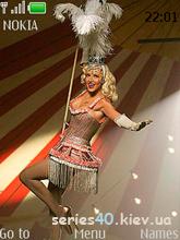 Christina Aguilera By Sinedd | 240*320