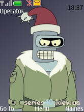 Bender by MiXaiLL | 240*320
