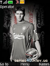S. Gerrard by MiXaiLL | 240*320
