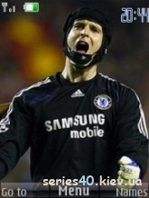 Petr Cech by Devil Hunter | 240*320