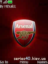 Arsenal by MiXaiLL | 240*320
