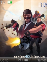 Team Fortress 2 by Devil Hunter | 240*320