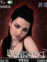 evanescense animaned by xailin | 240*320
