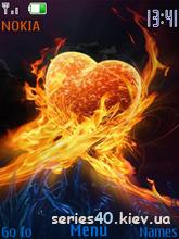 Fire Heart by Devil Hunter | 240*320