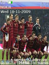 Россия vs Словения by Renny | 240*320