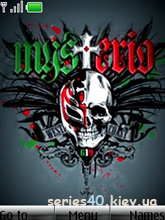 Rey Misterio By Sinedd | 240*320