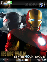 IRON MAN by ZioN | 240*320