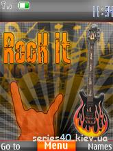Rock IT by Demon Hunter & youri.zlu   240*320