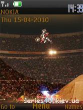 Red Bull X Fighters by KPuTuK | 240*320