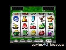Slot Machine: Crazy Fruits (Русская версия) | 320*240