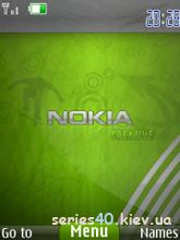 Nokia Creative by MiXaiLL | 240*320