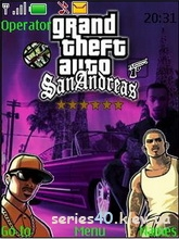 Gta San Andreas by jhdanov | 240*320